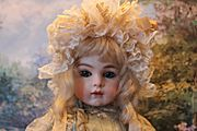 Teri Foley's Antique Dolls