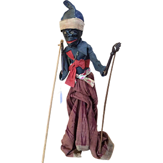 Theater Hand Puppet Marionette