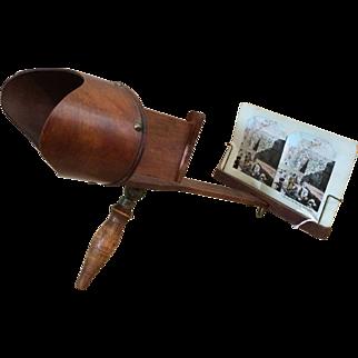 James M. Davis Saturnscope with Images