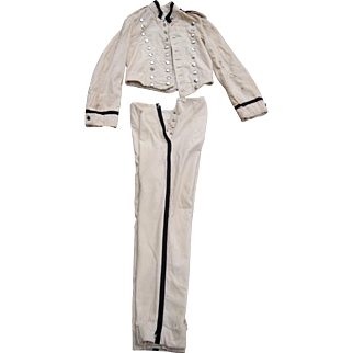 Early 20th Century Wool Bellhop Uniform (2 available)
