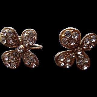 c1960s Vintage Earrings