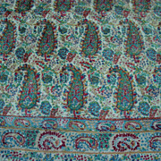 11X16.7 ft palace hand knotted Persian Lavar Kerman area rug Pasely pattern