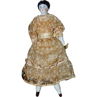 "6"" Antique China DOLL"