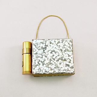 SALE Ladies Evening Compact Purse/Case