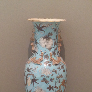 Early 19th cent. Chinese porcelain vase