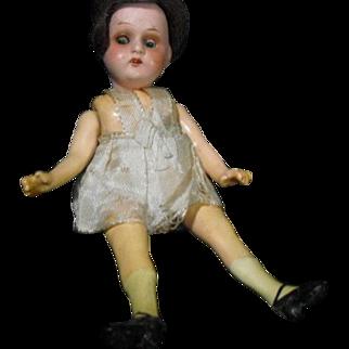 Heubach Koppelsdorf Mignonette Bisque Head Doll