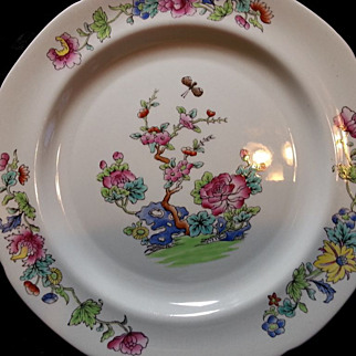 REDUCED Willis by Copeland Spode New Stone Salad Plate