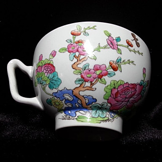 REDUCED Willis by Copeland Spode New Stone Tea or Coffee Footed Cup