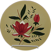 Stangl Pottery Dinner Plate Magnolia