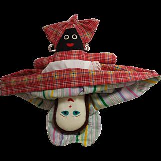 SALE Vintage Topsy-Turvy Doll(s)