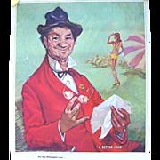 1973 Henry Major The Gay Philosopher Calendar A Better Look