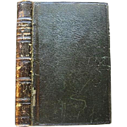 Strum's Contemplations on the Sufferings of Jesus Christ 1826 Fore-edge Paintings
