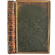 Limited Edition Carlyle's Past & Present w. Original Fore-edge Painting