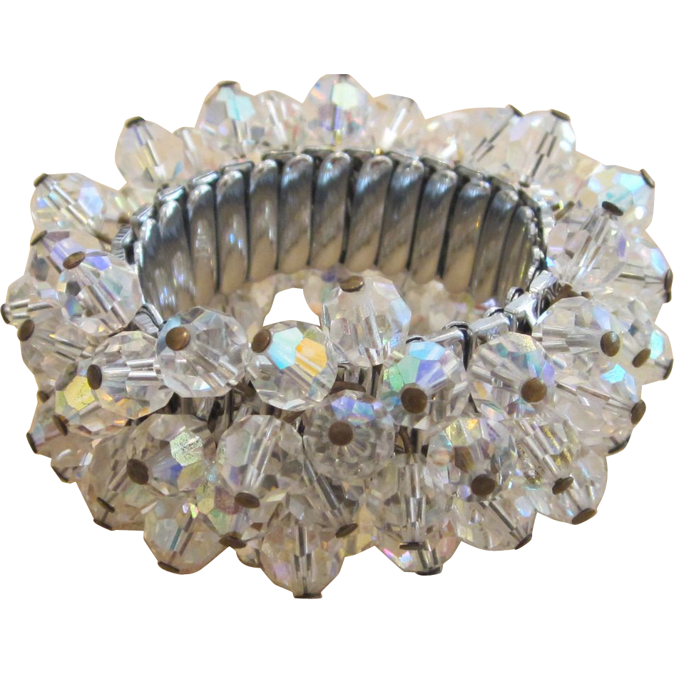 Cha Cha bracelet glass beads
