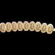 VENDOME-signed vintage bracelet