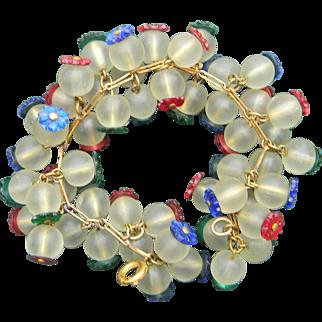 Miriam Haskell Vintage Bracelet