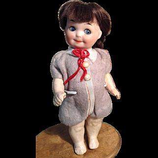 Adorable Nobbi Kid by Armand Marseille