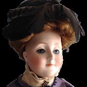 17 inch~Gibson Girl Kestner Lady Doll #172