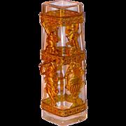 Ormolu Palais Royale Grand Tour Crystal Vase Cherubs, Urns, Etc.
