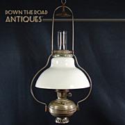 Aladdin Country Store Hanging Kerosene Lamp - 100% Original - 1880's