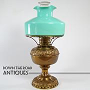 Signed Miller Juno Lamp - 100% Complete