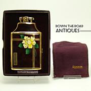 Ronson Dureum Enameled Mastercase Lighter - Mint in Box