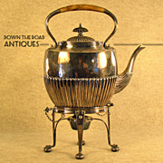 Victorian Tipping Kettle - 1870's