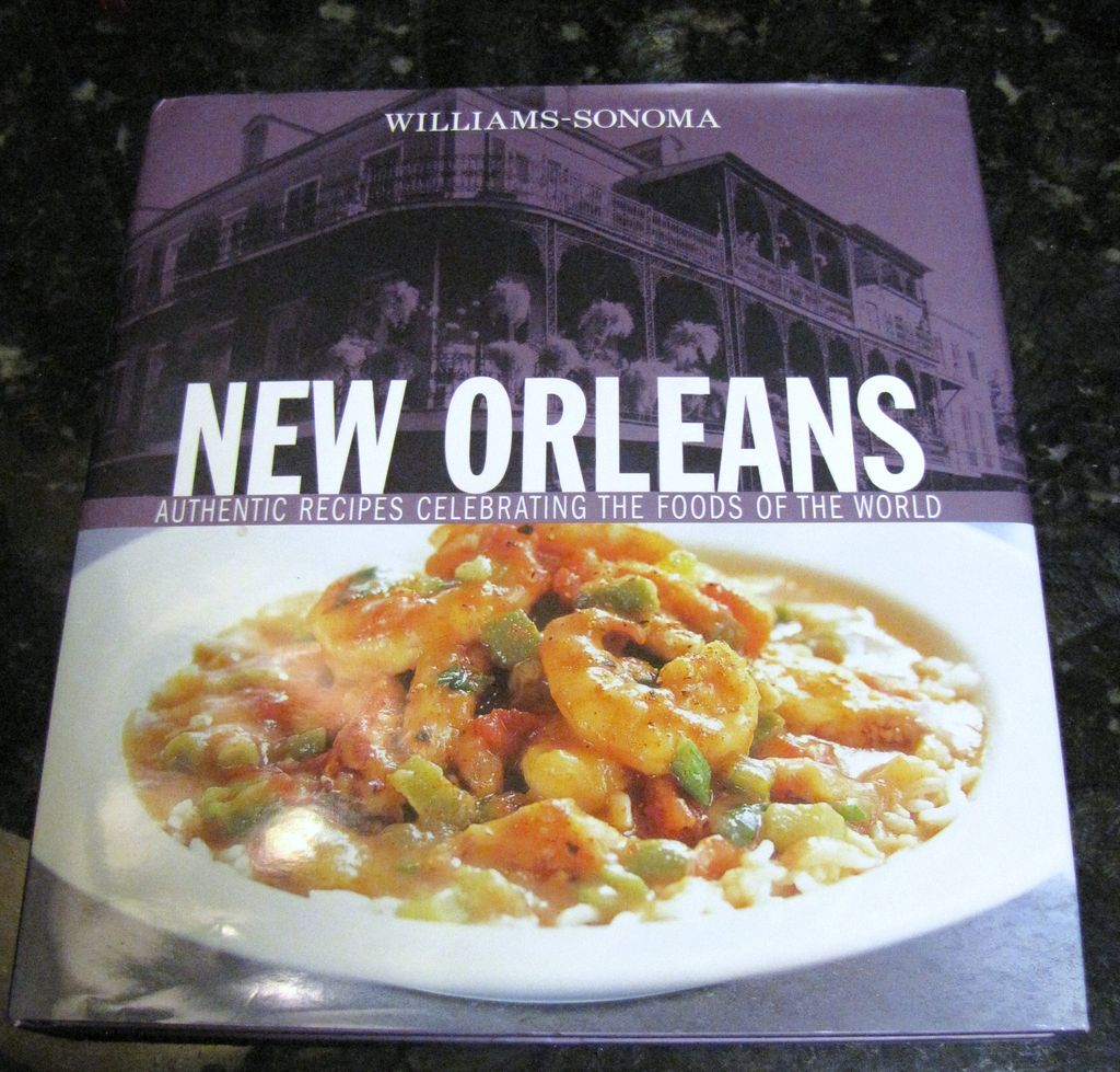 H, July New Orleans-Authentic Recipes Celebrating the Foods of the World