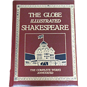 The Globe Illustrated Shakespeare ,The Complete Works, Leather‏