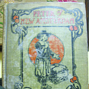 1910 Peter of New Amsterdam by James Otis, Childrens History Series