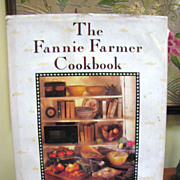 The Fannie Farmer Cookbook, Revised 13th Edition