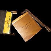 1920's, Kodak Trimming Board No. 2 Advertising Eastman Kodak Co.