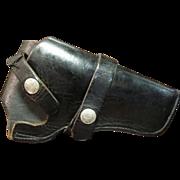 Vintage Bucheimer Leather Pistol Holster B7
