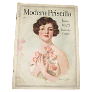 Modern Priscilla Magazine, June 1925