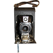 "1915 Seneca Uno Scout #3 Folding Bellows Camera Large Format 3 1/4"" x 4 1/4"""
