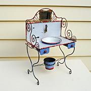 Fabulous Circa 1860 French Toilette For A Fashion