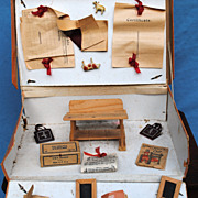 German School Classroom Toy..Circa 1900-1910