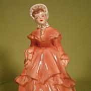 Melanie porcelain figurine by Florence Ceramics