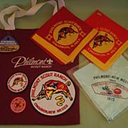Boy Scout BSA Philmont Collection