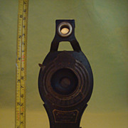 Vintage Steam-punk Camera Shutter Assembly Display Piece