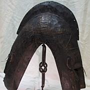 REDUCED African Marka-Bambara--Burkina Faso- Mask