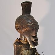 SALE African Songye Fetish  Figure