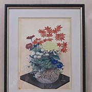 Woodblock Print by Ohno Japanese