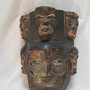 SALE African Mask EKPO IBIBIO Nigeria
