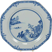 Early 18th Century Chinese Plate