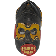 African Carved Mask