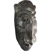 African Wood Carved Mask/Sculpture
