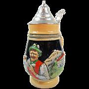Miniature German DBGM  Stein