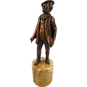 Bronze Sculpture of Wagner
