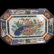 REDUCED Japanese Porcelain Platter